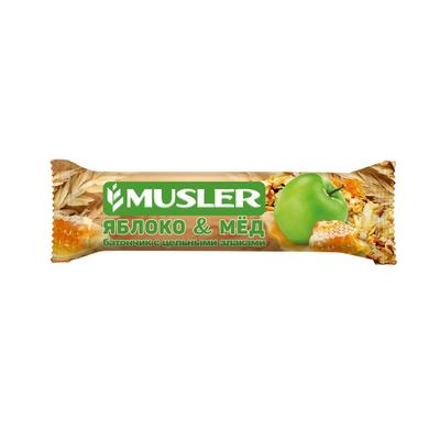 Bar MUSLER 30g Apple and honey