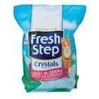 Наполнитель силикагелевый Fresh Step Сrystals для кошек, 1,81 кг
