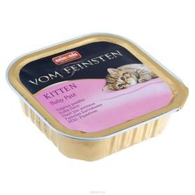 Влажный корм Animonda VOM FEINSTEN BABY-PATE для котят, паштет, ламистер, 100 г