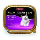 Влажный корм Animonda VOM FEINSTEN KITTEN для котят, с ягненком, ламистер, 100 г