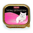 Влажный корм Animonda VOM FEINSTEN ADULT для кошек , с сердцем индейки, ламистер, 100 г