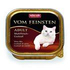 Влажный корм Animonda VOM FEINSTEN ADULT для кошек, коктейль из разных сортов мяса, 100 г