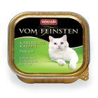 Влажный корм  Animonda  VOM FEINSTEN для стерилизованных кошек, индейка, ламистер, 100 г