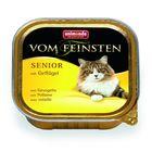 Влажный корм Animonda VOM FEINSTEN SENIOR для кошек 7 +, птица, ламистер, 100 г
