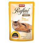 Влажный корм Animonda RAFINE SOUPE ADULT для кошек, курица в яичном пудинге,100 г