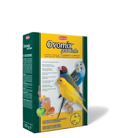 Корм комплексный Padovan OVOMIX GOLD Giallo для птенцов, яичный, 1 кг.