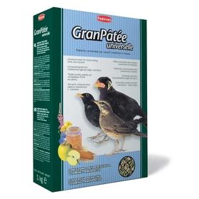 Корм комплексный/универсальный Padovan GRANPÂTÉE Universelle для насекомоядных птиц, 1 кг
