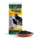 Корм дополнительный Padovan VALMAN Black Pellets для насекомоядных птиц, 1 кг.