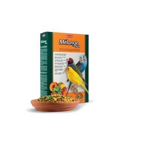 Корм дополнительный Padovan MÉLANGE Fruit для декоративных птиц, фрукты/яйцо, 300 г.