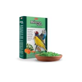 Корм дополнительный Padovan MÉLANGE Vegetable для декоративных птиц, овощи, 300 г.
