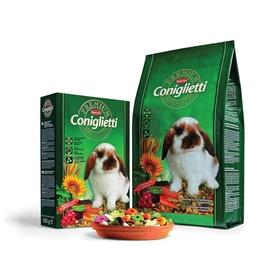 Корм Padovan  PREMIUM Coniglietti для кроликов и молодняка , 2 кг