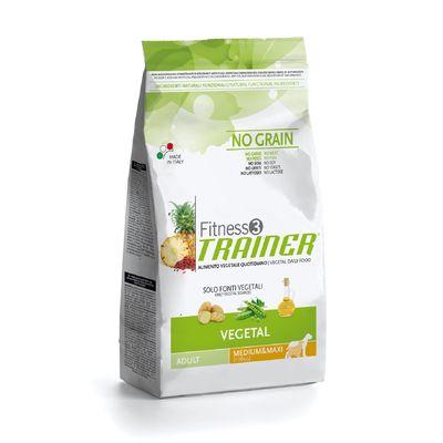 Вегетерианский корм для больших собак, 12,5 кг
