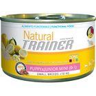 Влажный корм Trainer Natural Mini Puppy & Junior для щенков и юниоров мелких пород, 150 г