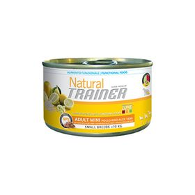 Влажный корм Trainer Natural для собак мелких пород, курица/рис/алое вера
