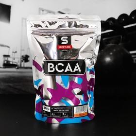 Аминокислоты SportLine BCAA 2:1:1, персик, 300 г