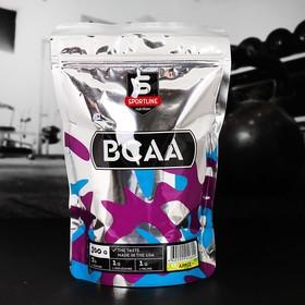 Аминокислоты SportLine BCAA 2:1:1, яблоко, 300 г