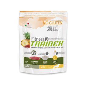 Сухой корм Trainer Fitness3 No Gluten Mini Adult Duck and Rice без глютена, утка/рис, 800 г