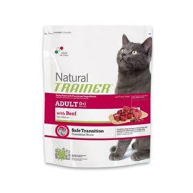 Сухой корм Trainer Natural Adult Beef для взрослых кошек, с говядиной, 1,5 кг