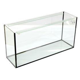 Аквариум прямоугольный Атолл без крышки, 150 литров, 100 х 30 х 50 см