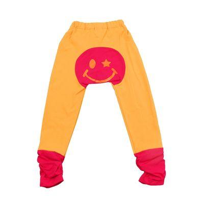 Штанишки для подгузников Yuumi, рост 80-86 см, цвет оранжевый Брорж-200416-2_М