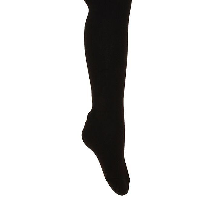 Колготки детские С566(Л) цвет черный, рост 158-164