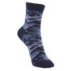 Носки детские, цвет тёмно-синий, размер 20-22