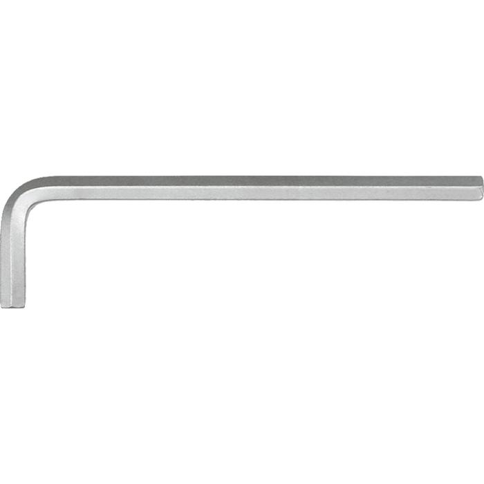 Ключи шестигранные TOPEX, 4 мм, набор 10 шт.