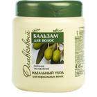 Бальзам Bielita оливковый, для нормальных волос, 450 мл
