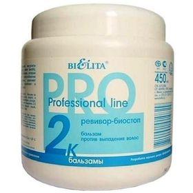Бальзам Bielita Professional Line, против выпадения волос, 450 мл