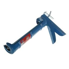 Пистолет для герметика Top Tools, полуоткрытый корпус, круглый шток