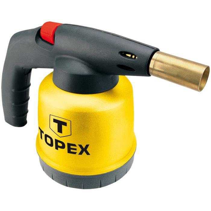 Лампа паяльная газовая TOPEX, картриджи 190 г