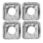 Пластины для защиты газовой плиты, набор 4 шт