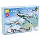 """Набор сборных моделей """"Великие противостояния: """"Мессершмитт Bf-109"""" против Як-3"""""""