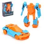 Робот «Автобот», трансформируется, МИКС - фото 105505751