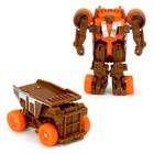 Робот «Автобот», трансформируется, МИКС - фото 105505759