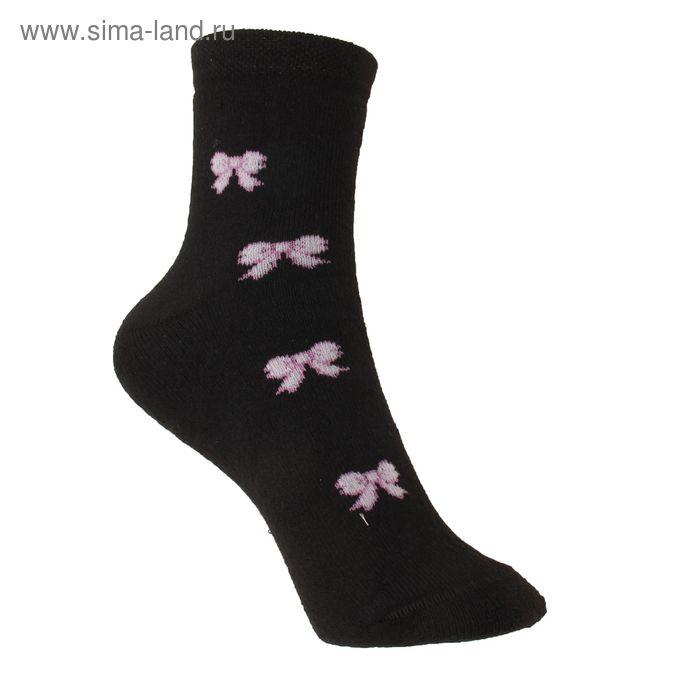 Носки женские махровые арт.11В25, цвет МИКС, р-р 23-25