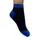 Носки детские 15Д синий, размер 14-16