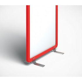 Держатель для рамки настольный, под углом 90 градусов, формат A6-A2, 1,5*10*2