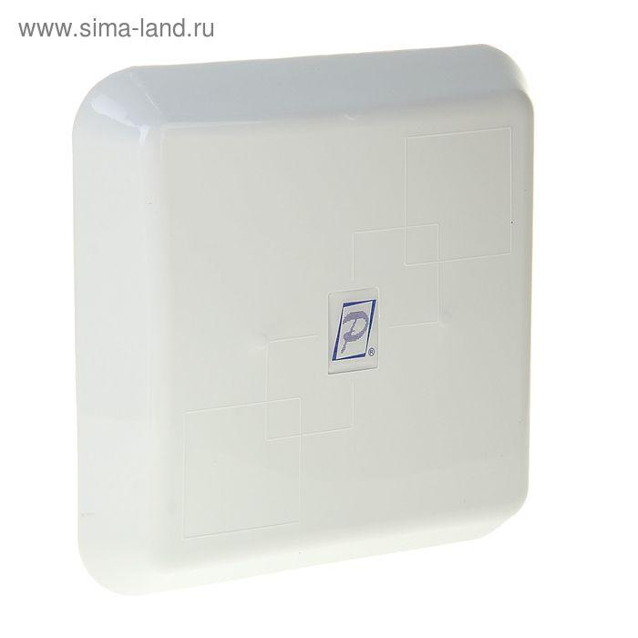 "Антенна панельная ""РЭМО"" FLAT-15F, GSM1800, WCDMA2100 3G, LTE2600 4G, КУ 15 дБи"