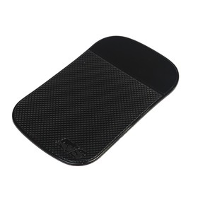Противоскользящий коврик AVS NP-002, чёрный, 15х9 см