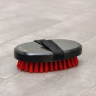 Хозяйственно-техническая щётка с ремешком, цвет МИКС - фото 4646340