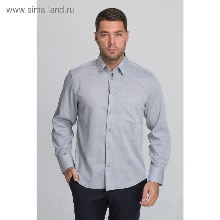 Рубашка мужская John Jeniford JJ-41027-SL2, slim fit, размер 40