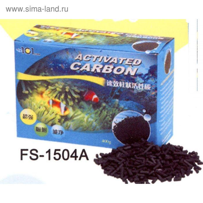 """Наполнитель """"ACTIVATED CARBON"""" уголь активированный 400гр"""