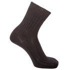 Носки мужские шерстяные 14С2431 цвет чёрный, р-р 29