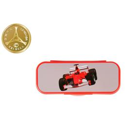 Пенал-футляр пластиковый, 90 х 217 х 43 мм, «Стамм», «Автомобиль»