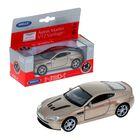 Машина металлическая 1:34-39 Aston Martin V12 Vantage, МИКС
