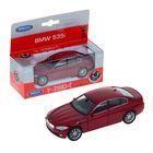Машина металлическая 1:34-39 BMW 535, МИКС