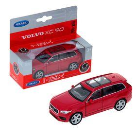 Машина металлическая Volvo XC90, масштаб 1:34-39, МИКС