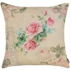 """Чехол для декоративной подушки """"Нежные розы"""", размер 43х43 см"""