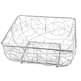 Фруктовница Linea TRINA, размер 24х24х11 см